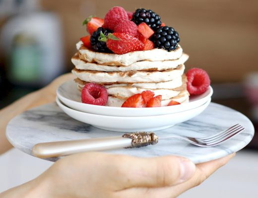 Kuchen aus der Pfanne oder auch Pancake