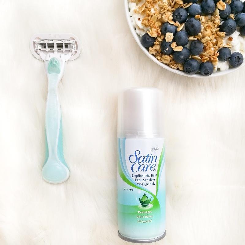 Gillette Venus Rasierer für sensible Haut