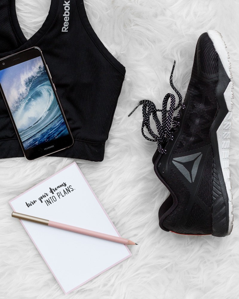 HUAWEI meets Fitness