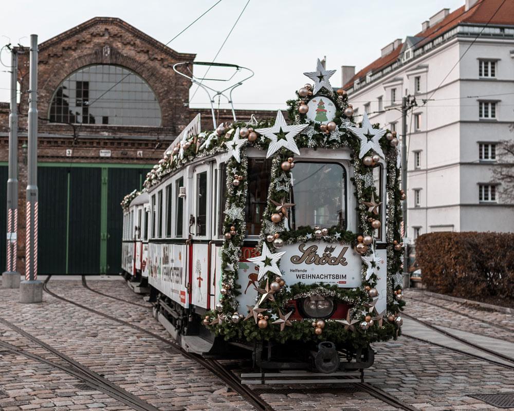 Adventmarkt der Wiener Linien