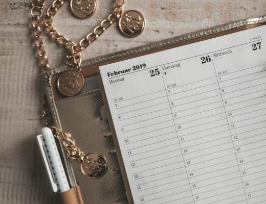 Neujahrsvorsätze 2019