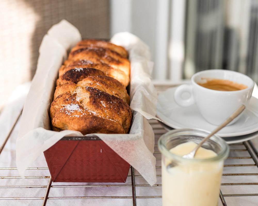 Zimt-Zupfkuchen