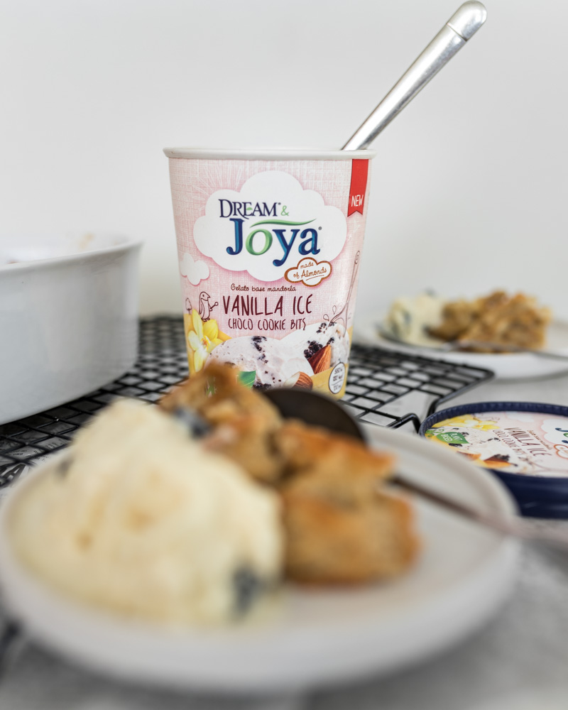 Kipferlkoch mit JOYA Eiscreme