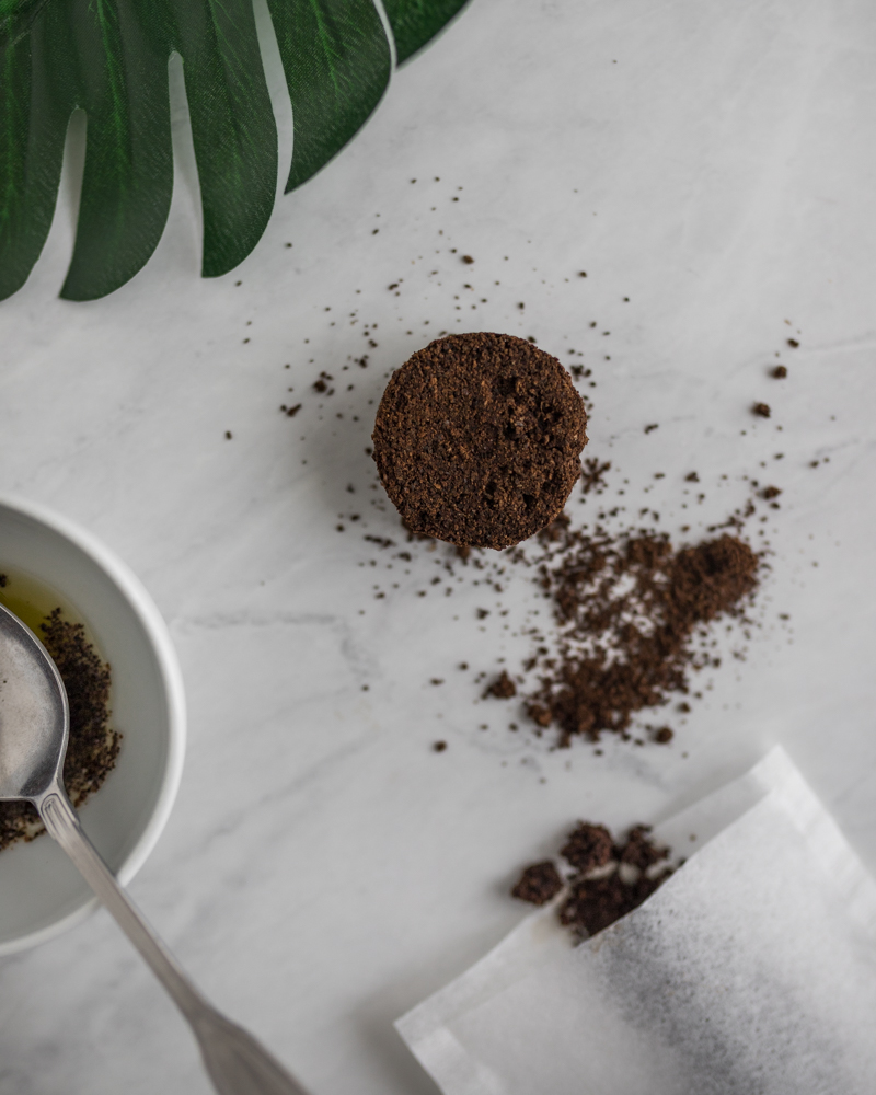 DIY-Kaffeesatz-Ideen