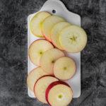 Granola mit Apfel